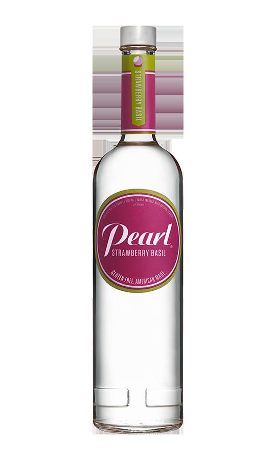 Strawberry Basil Bottle